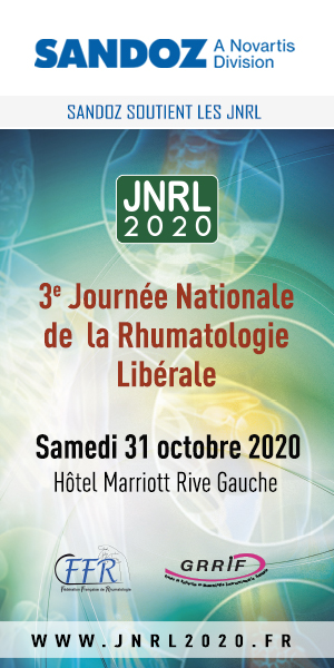 Sandoz soutient les JNRL
